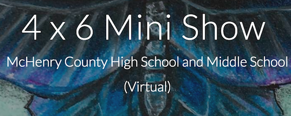MCHS students artwork on display in virtual show